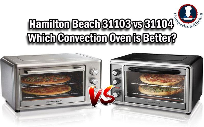 Hamilton Beach 31103 vs 31104