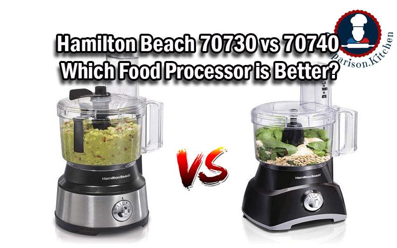 Hamilton Beach 70730 vs 70740