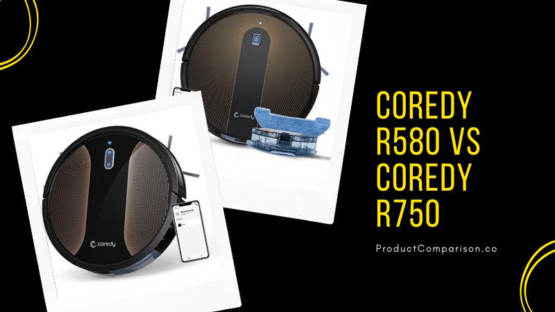 Coredy R580 vs Coredy R750