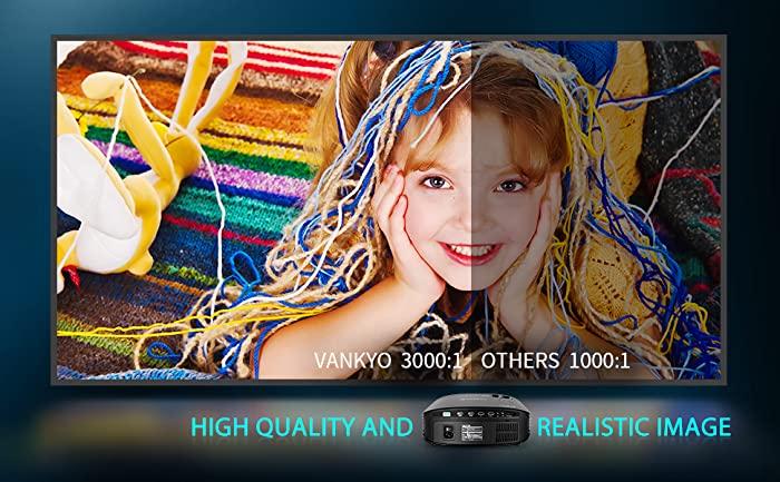 Differences between VANKYO Leisure 470 vs Vankyo 510