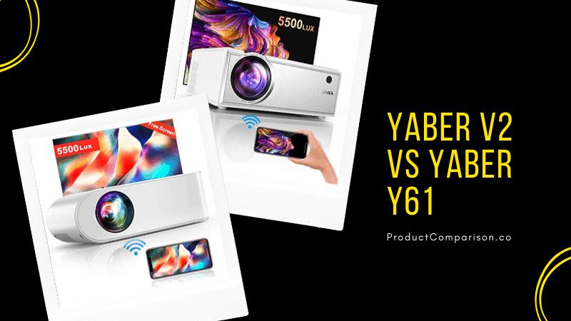 Yaber V2 vs Yaber Y61