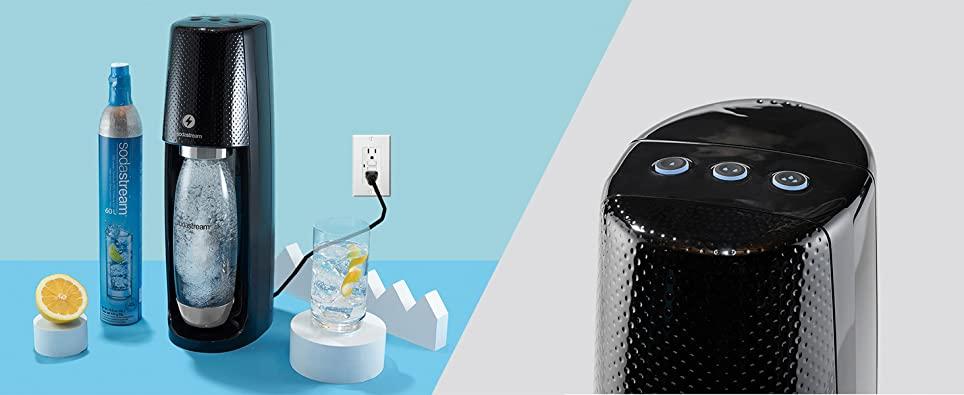 Comparison SodaStream Source and SodaStream Fizzi One Touch