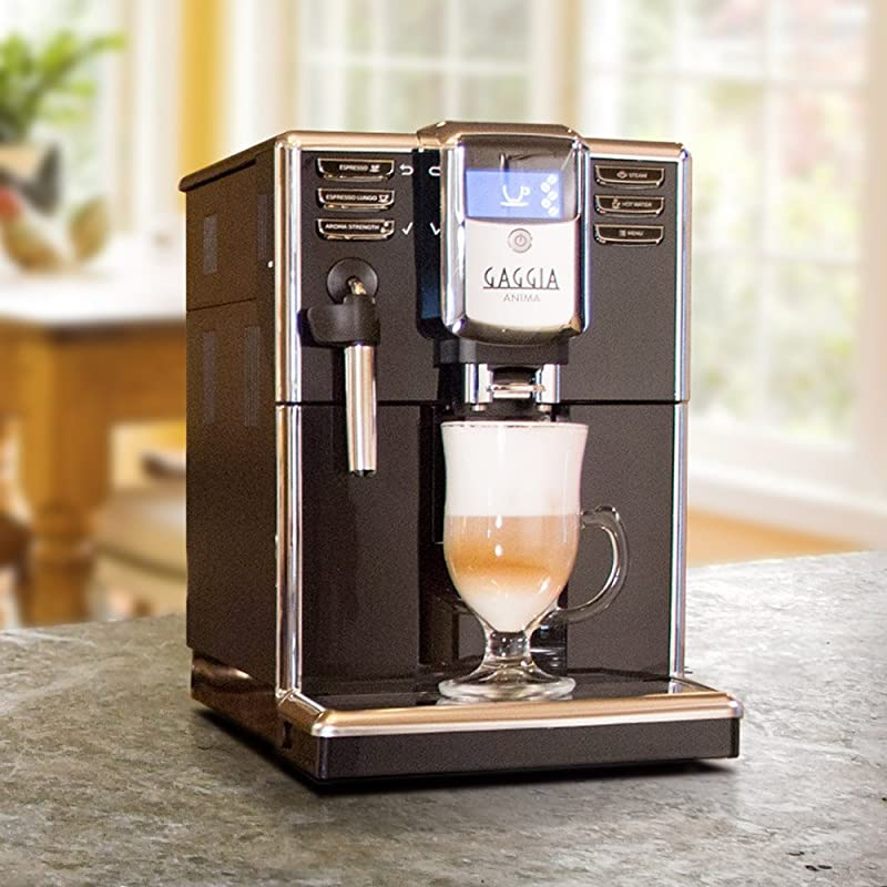 Differences between Gaggia Anima vs Philips EP3221