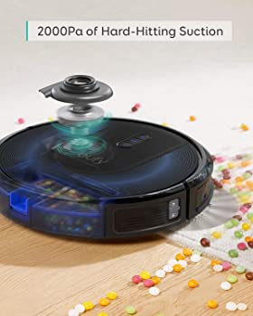Differences between RoboVac G30 and RoboVac G30 Edge