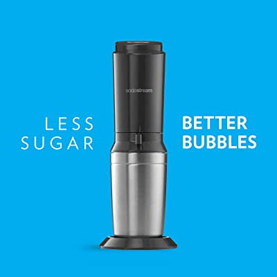 Differences between SodaStream Aqua Fizz and SodaStream Fizzi One Touch