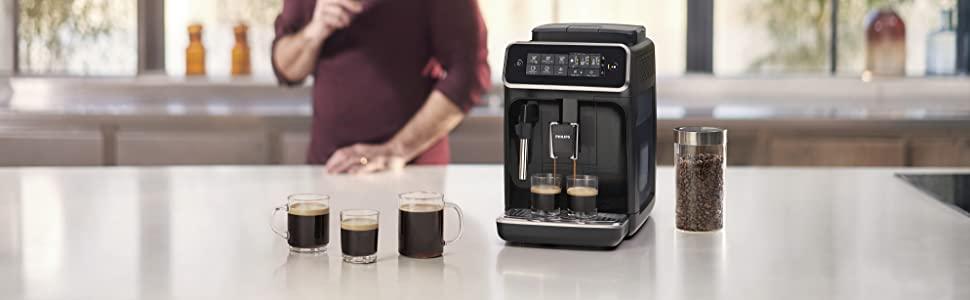 Full Comparison Philips 3200 espresso machine vs Gaggia espresso machine