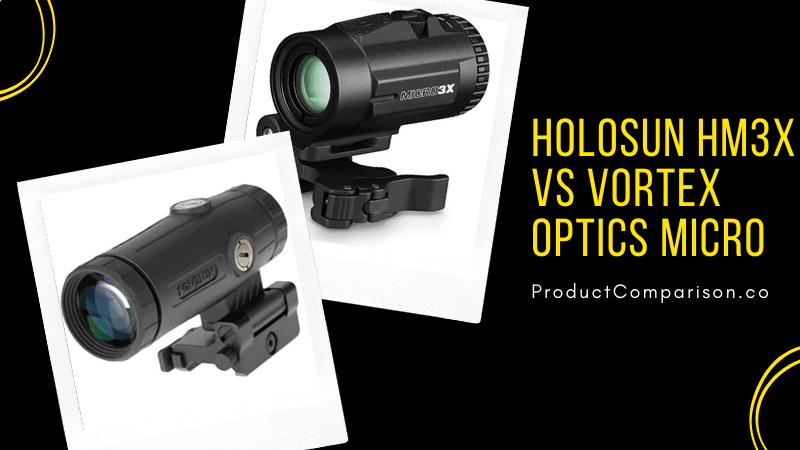 HOLOSUN HM3X vs Vortex Optics Micro