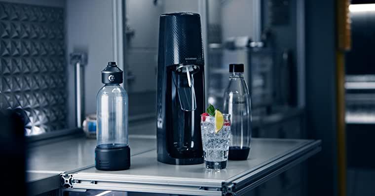 SodaStream One Touch versus Aqua Fizz