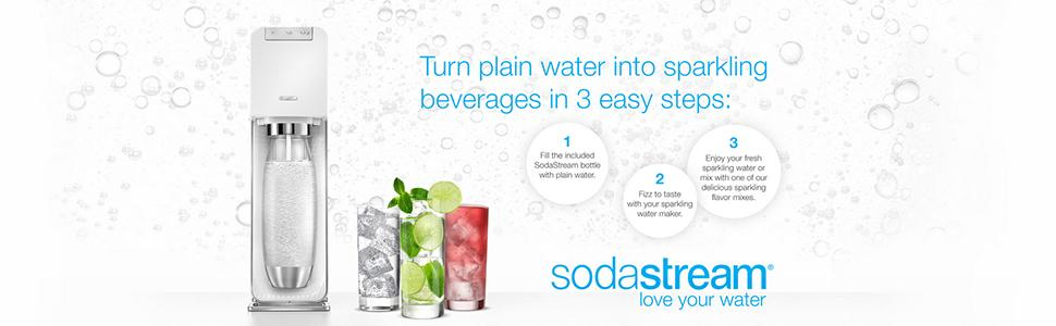 Which one soda maker to choose SodaStream Genesis or Fountain Jet