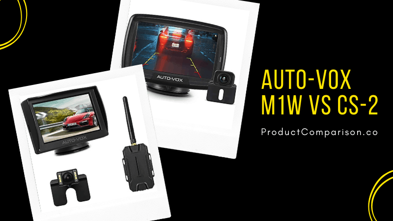 AUTO-VOX M1W vs CS-2