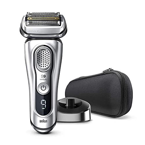 Braun 9330s Electric Shaver