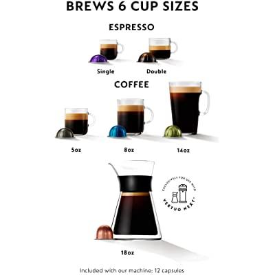 Brew Sizes Compared Vertuo Next vs Essenza Mini
