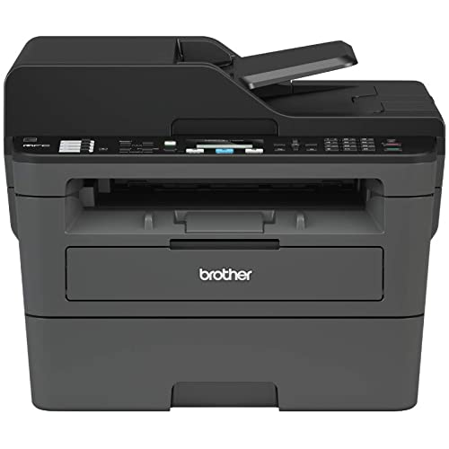 Brother MFCL2710DW Monochrome Laser Multifunction Printer