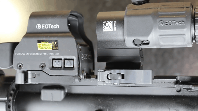 Differences between EOTECH G33 and EOTECH G30