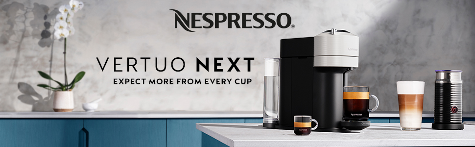 Differences between Nespresso Vertuo Next and Essenza Mini