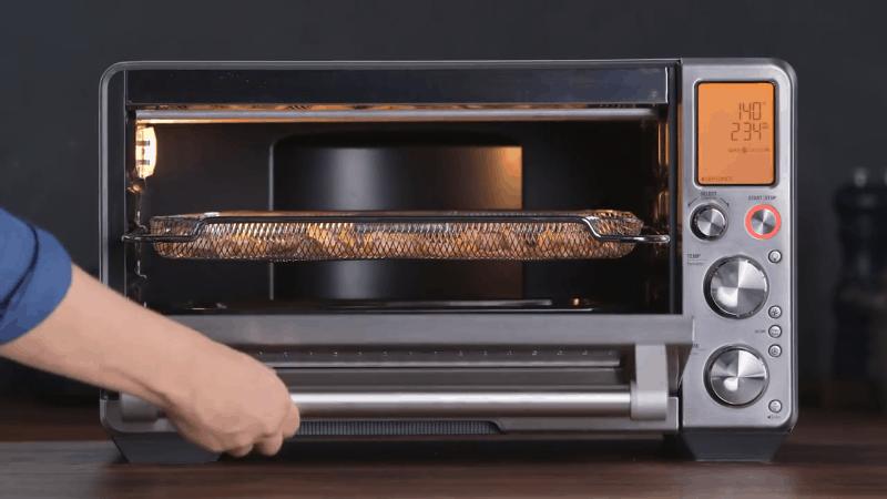 Breville Smart oven air vs Breville Smart oven pro