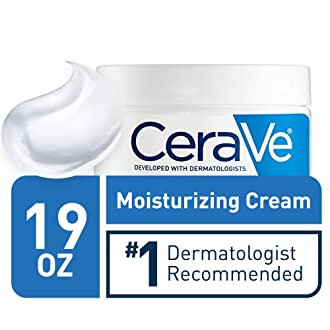 CeraVe Moisturizing Cream vs Lotion - Which Skin Care Moisturizer to use