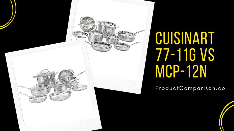 Cuisinart 77-11G vs MCP-12N