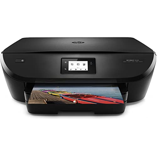 HP Envy 5540 Wireless All-in-One Photo Printer with Mobile Printing