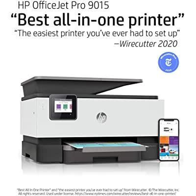 HP OfficeJet Pro 9015 vs HP OfficeJet Pro 9025 - Printer Comparison