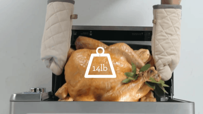 The Smart Oven Air by Breville, BOV900BSS