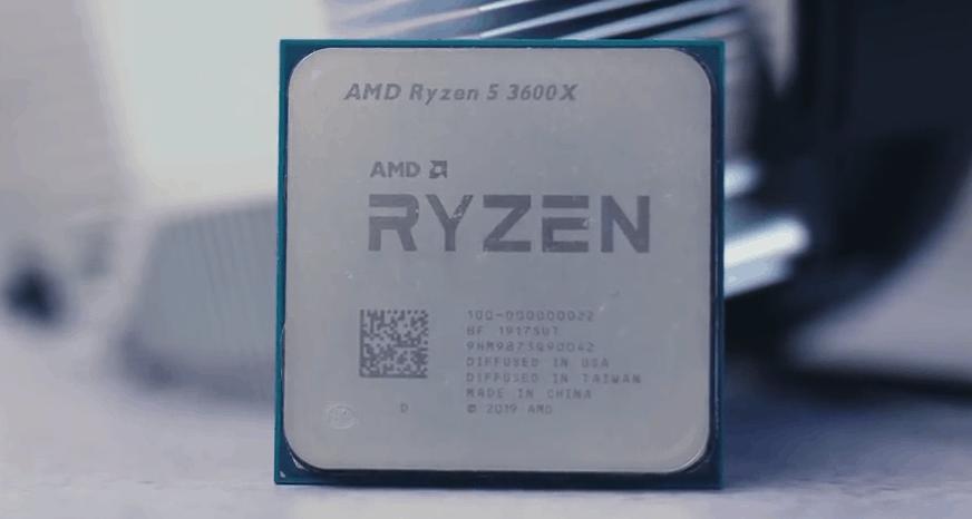 AMD Ryzen 5 3600X 6-Core, 12-Thread Unlocked Desktop Processor