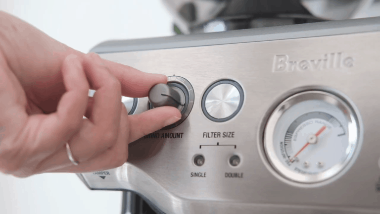 Breville BES870XL and BES878BSS differences