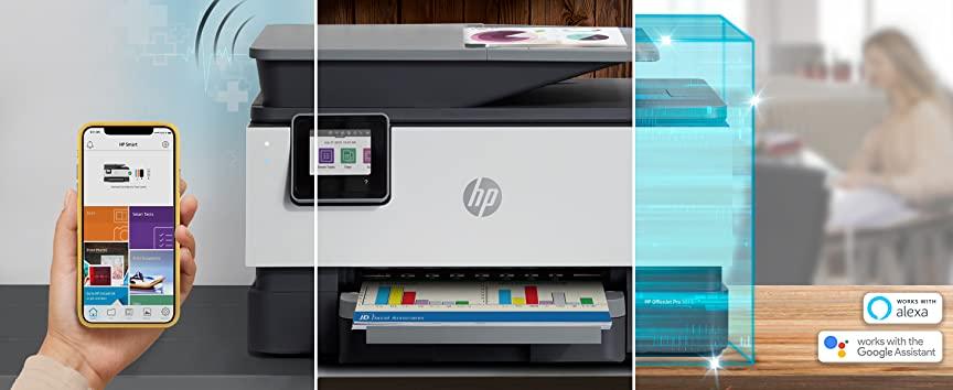 Comparison HP OfficeJet Pro 8710 vs 9015