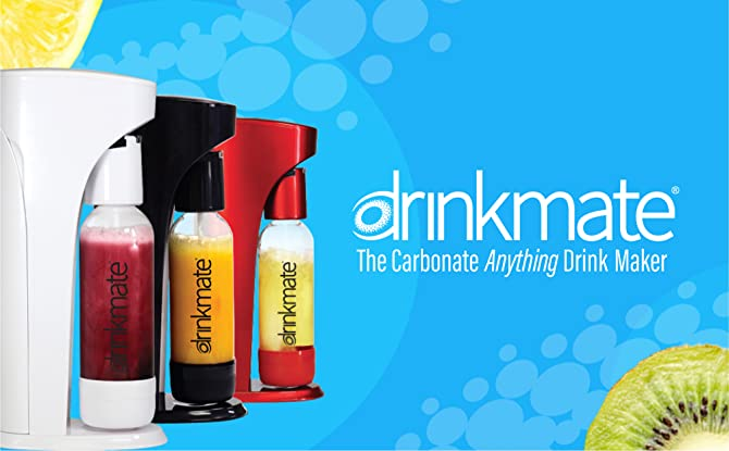 Difference between SodaStream and DrinkMate