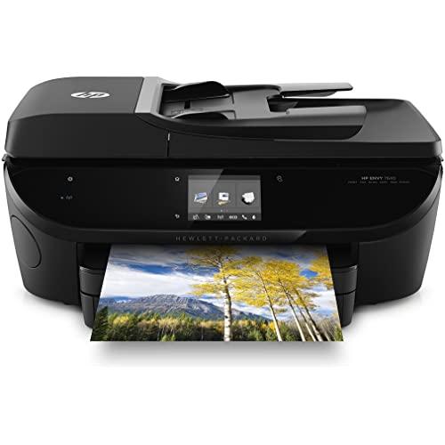 HP Envy 7640 Wireless All-in-One Photo Printer