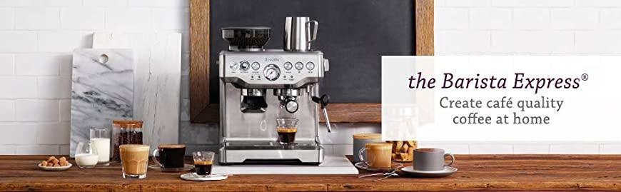 Which Breville Barista Espresso Machine is Better Breville BES870XL or Breville BES878BSS