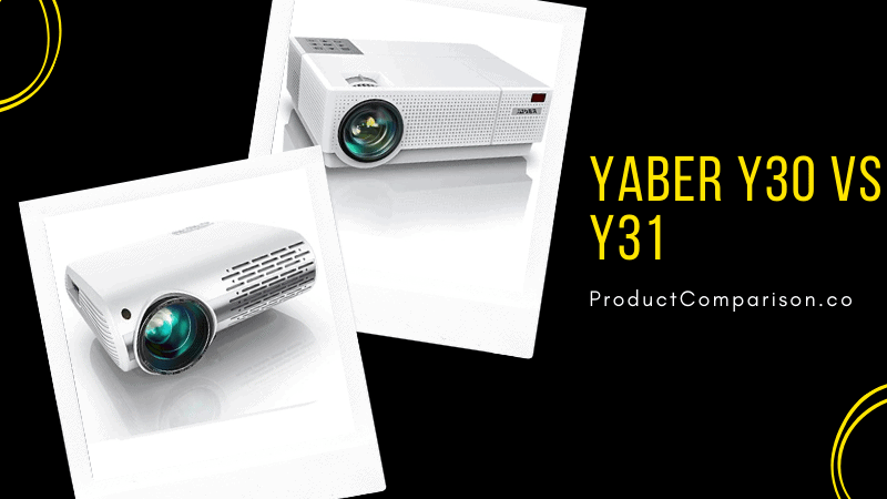 YABER Y30 vs Y31