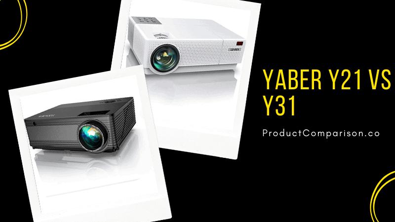 Yaber Y21 vs Y31